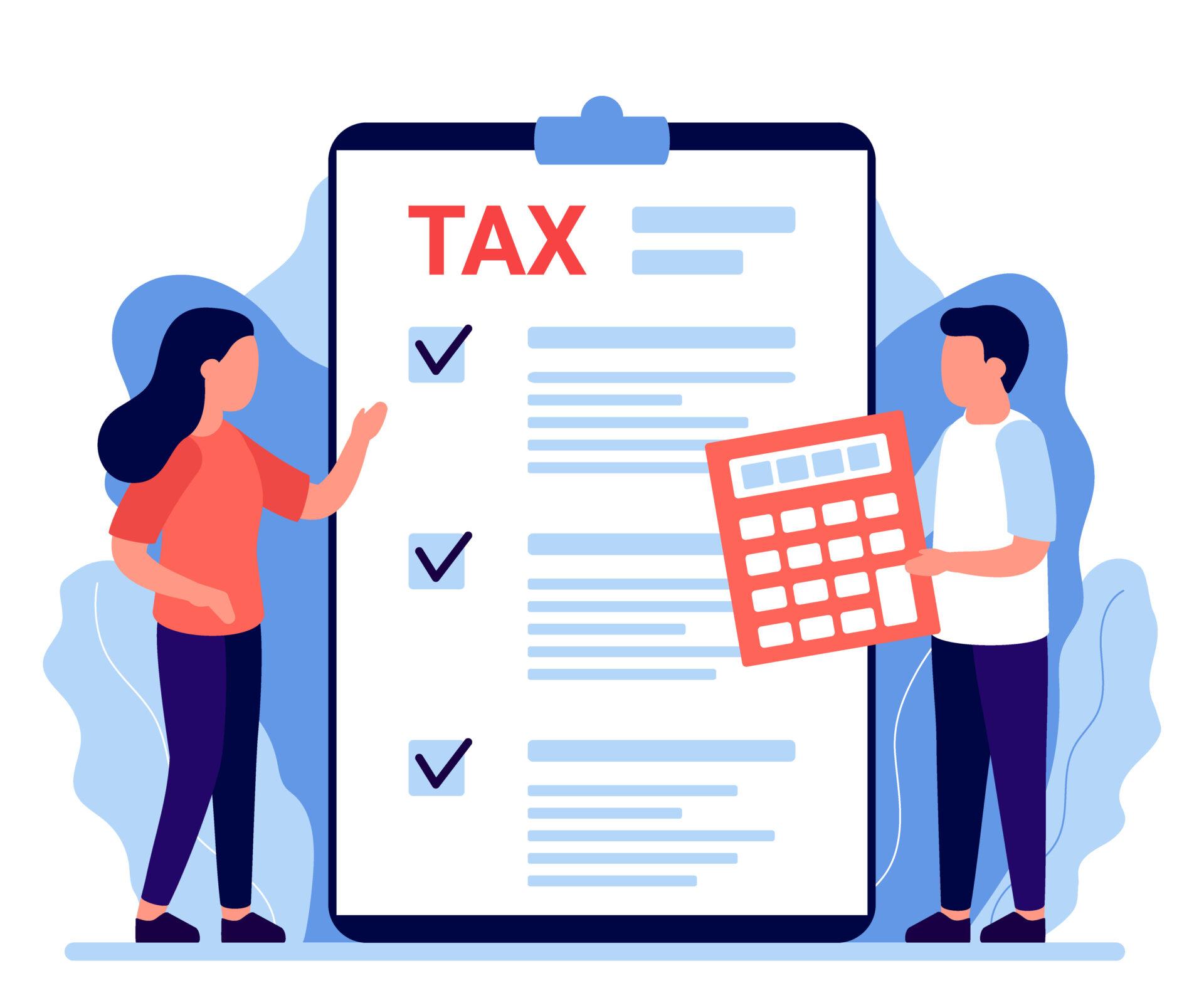 illustration Tax-capital-gains-tax-RKHomeowner