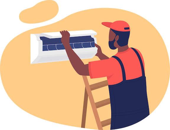 illustration-installing-air-conditioner